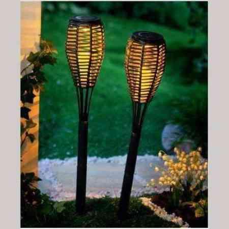 Torch Solar Power