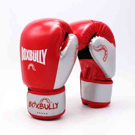 Male and female adult children Sanda boxing gloves sandbags gloves youth training Muay Thai professional fighting fight