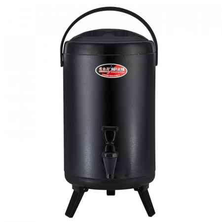 Grain Bucket with lid juice pulp mini drink rice hot drink insulation bucket lift pot barrel seal