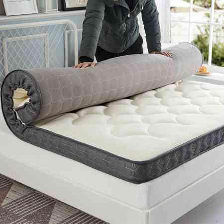 Thicken mattress 1.5m bed tatami mat 1.8m Simmons single 1.2 m floor mat sponge bed mattress