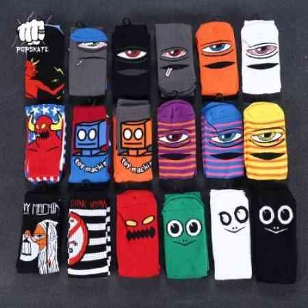 American Toy Machine skateboard socks
