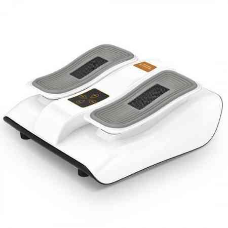 Electric stepper foot vibration massage elderly upper and lower limbs rehabilitation hemiplegia stroke cerebral palsy training equipment legs