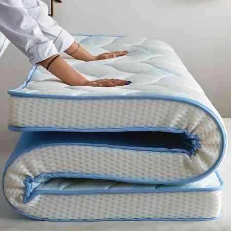 Mattress padded thick 1.5m sponge pad home latex memory cotton single 1.2 m 8 dormitory tatami mat