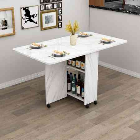 Marble Folding Table
