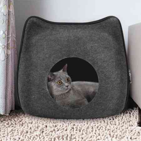 Cat Bed Bed-House Cushion Pet-Accessories