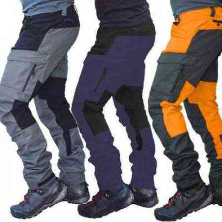 Trousers - Daily-wear Outdoor Hiking Climbing Streetwear