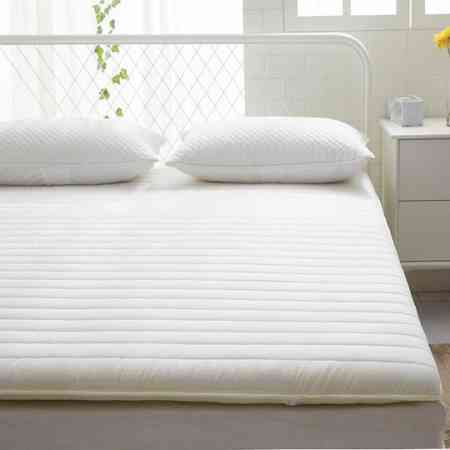 Cotton solid color 1.5/1.8 double bed tatami thick mattress 0.9/1.2 bed student dormitory floor mat