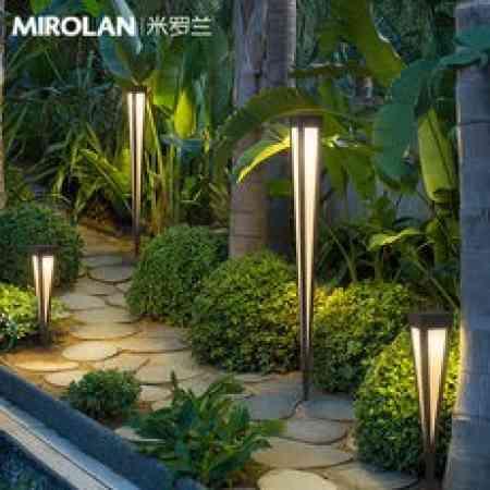 MODERN GARDEN LIGHT