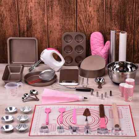 Shengke Baking Set Qifeng cake mold household products novice biscuit pizza oven tool set