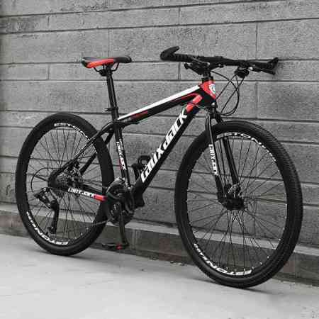 Off-road mountain bike bicycle 30-speed sports car youth racing speed bicycles for men and women