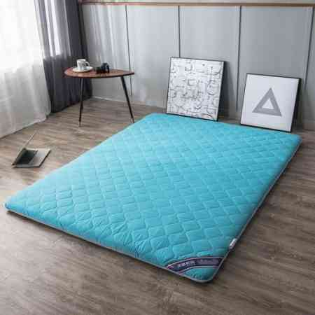 Thicken mattress 1.8m bed 褥 1.5x2.0 double tatami student cushion 1.2 m removable and washable floor artifact