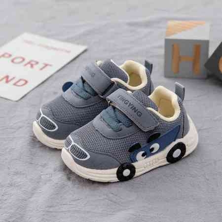Children's shoes Autumn children's functional shoes 1-3 years old 0 female baby shoes two cotton winter boys and infants soft-soled toddler shoes