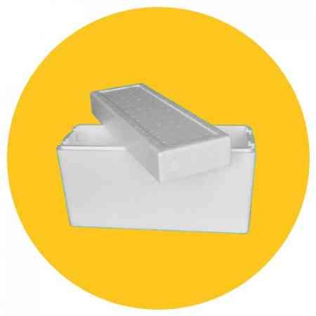 polystyrene box