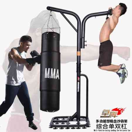 Zhuo brand tumbler boxing sandbag shelf pull-ups single parallel bars hanging home indoor fitness equipment