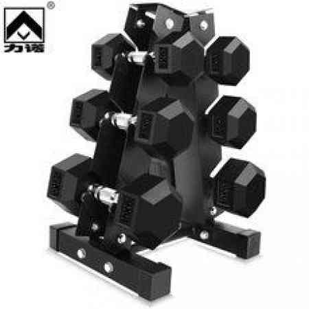 DUMBBELL AND RACK