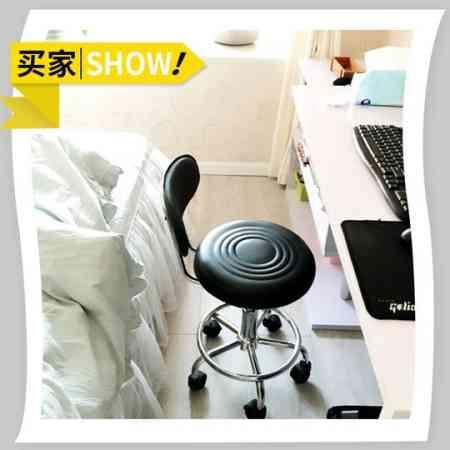 Bar chair lift bar chair swivel bar stool bar chair household swivel chair high stool backrest round stool beauty stool