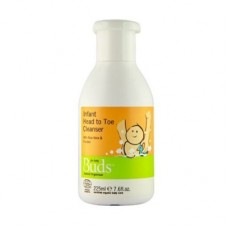 BUDS EVERYDAY ORGANICS – INFANT HEAD TO TOE CLEANSER (225ML)