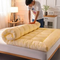 Thicker mattresses tatami mattress single double 1.5m1.8mx2.0 meters dormitory pad is upholstered home