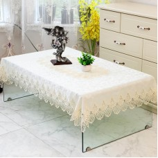Tea table tablecloth table mat cloth art lace lace living room household household type rectangular table cloth round tea table cloth