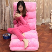 Creative lounger sofa, tatami bed sofa, single person multi-functional folding small sofa, back chair, window chair