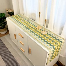 Modern simple Nordic rectangle TV cabinet tablecloth table flag living room tea table cloth side cabinet shoe cabinet cover cloth